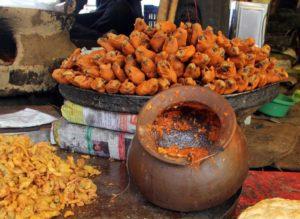 Kashmiri Street food