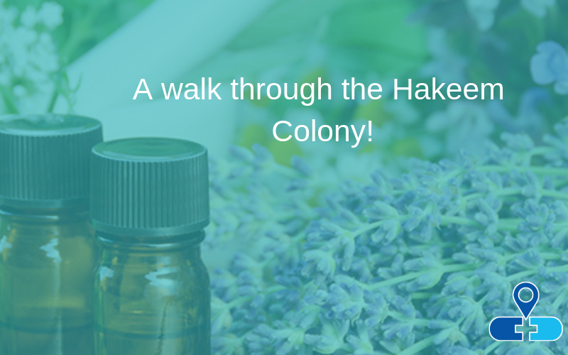 A walk through the Hakeem Colony!