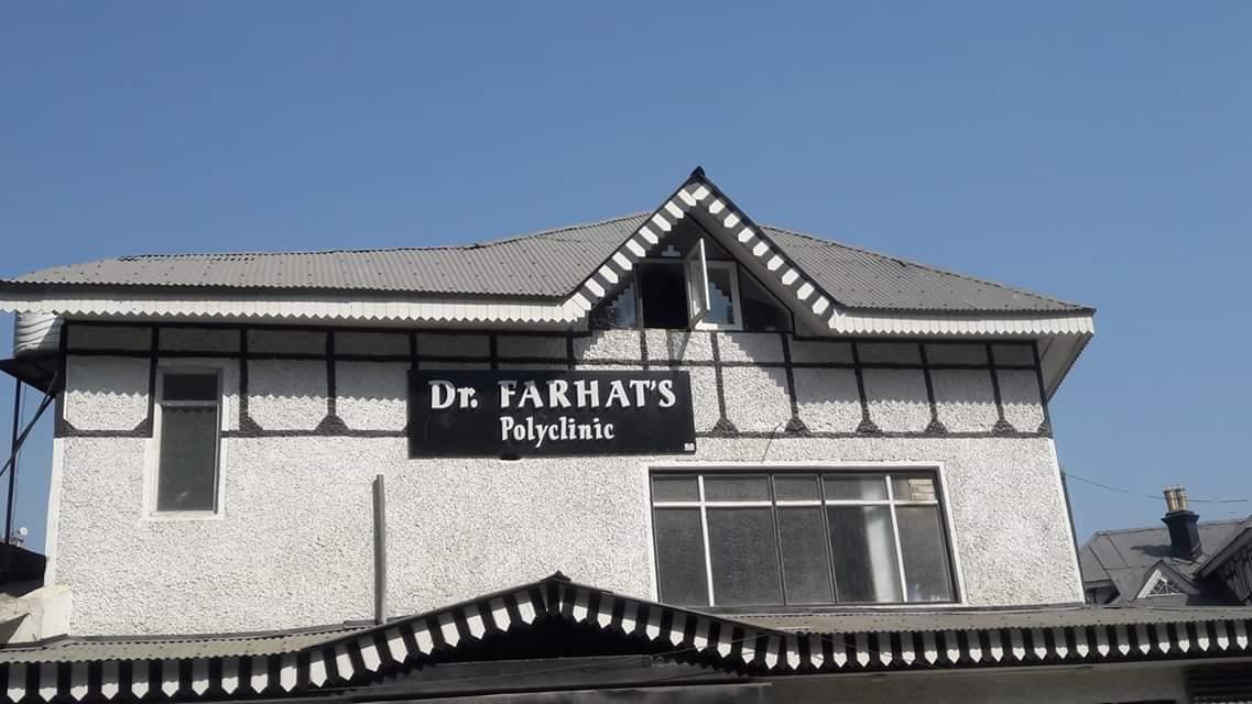 Dr farhat hameed clinic srinagar