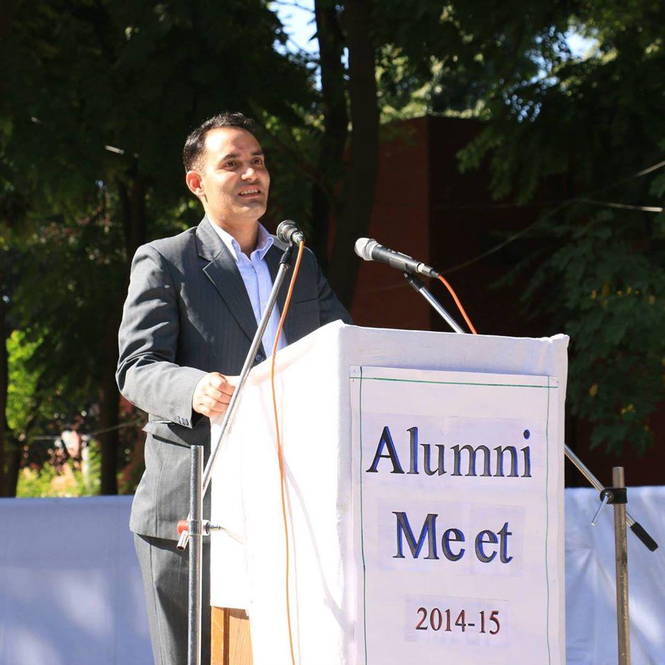 Dr. Basharat Kanth